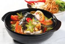 Hướng dẫn làm món canh cá lóc nấu khế thơm ngon