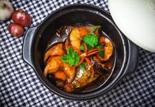Đậm đà, đưa cơm với món cá lóc kho nghệ