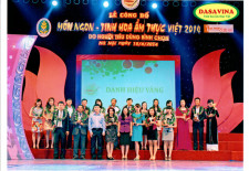 Cá kho làng Vũ Đại thương hiệu DASAVINA đạt danh hiệu Vàng – Món ngon tinh hoa ẩm thực Việt 2014