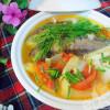Cách làm cá chép nấu măng cho ngày mưa gió