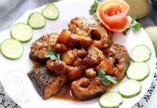 Cá kho cà ri cho bữa cơm ngon tuyệt