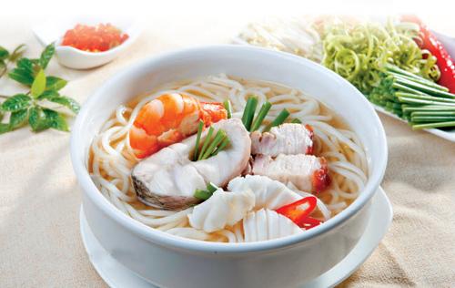 Bánh canh cá lóc thơm ngon và hấp dẫn