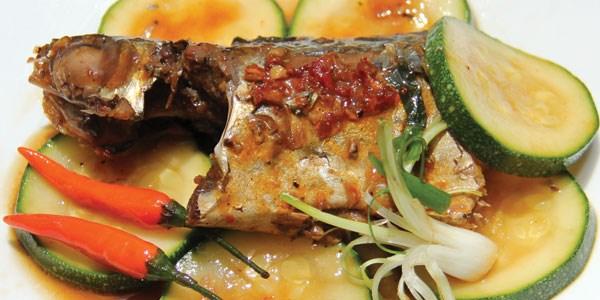 Cá kho bí ngồi đậm đà ngon cơm