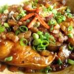 Hướng dẫn làm món cá chẽm kho hành ớt cực đơn giản