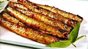 Cá kèo nướng muối ớt - món ăn dân dã và tuyệt ngon
