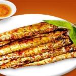 Cách làm món cá kèo nướng muối ớt