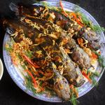 Công thức làm món cá trê nướng riềng mẻ cực ngon