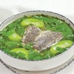 Hướng dẫn làm món canh cá rô nấu rau đay tuyệt ngon