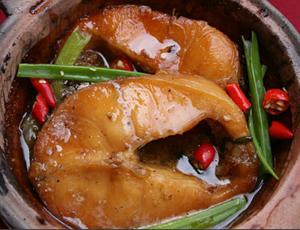Ngon cơm ngày lạnh với món cá bớp kho tộ