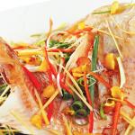 Hướng dẫn làm món cá diêu hồng hấp sả cực hấp dẫn
