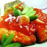 Công thức làm món cá hồi sốt cà chua ngọt tuyệt