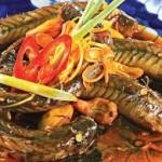 Hướng dẫn làm món cá kèo kho sả ớt cực ngon