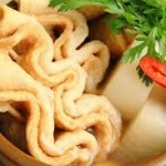 Tuyệt chiêu làm món canh chả cá xiên Hàn Quốc