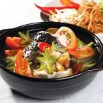 Hướng dẫn làm món canh cá lóc nấu khế chua