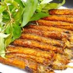 Cuối tuần ngon cơm với cá kèo chiên giòn