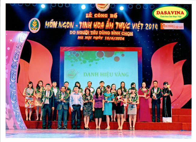 Cá kho làng Vũ Đại thương hiệu DASAVINA – món ngon tinh hoa ẩm thực Việt 2014