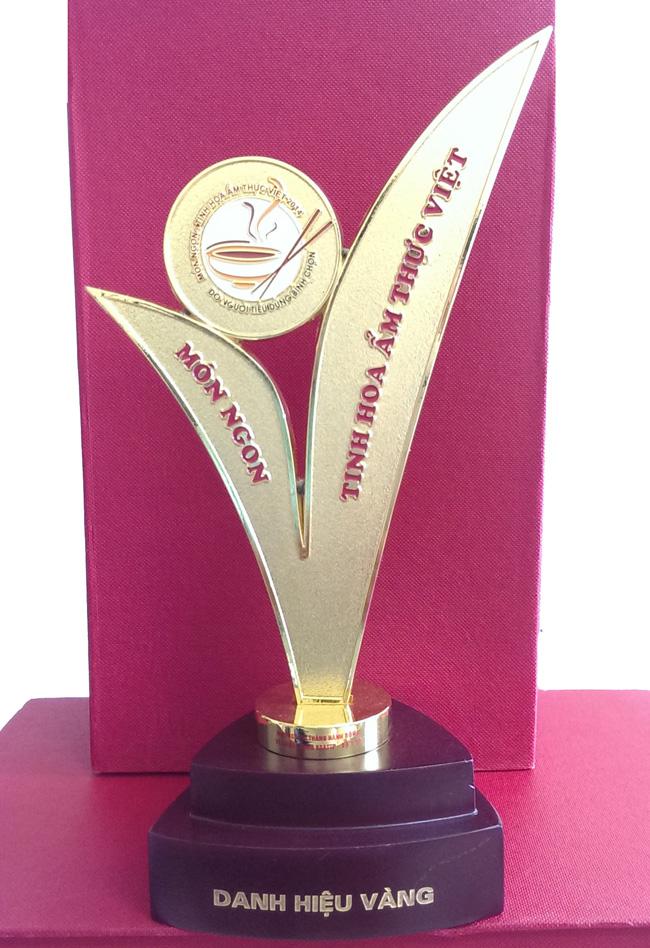 Cup vàng – Món ngon tinh hoa ẩm thực Việt 2014
