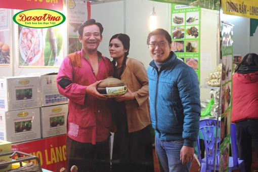 Quang Tèo- đại diện hình ảnh cho món cá kho làng Vũ Đại làng Chí Phèo