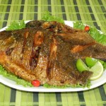 Làm cá rô phi om xì dầu thơm đậm đà