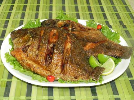 Cá rô phi om xì dầu thơm, ngon và bắt mắt