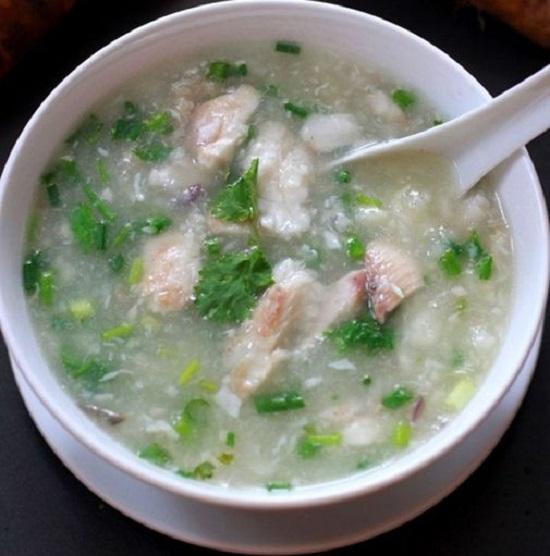 Canh chua cá lóc thơm ngon bổ dưỡng