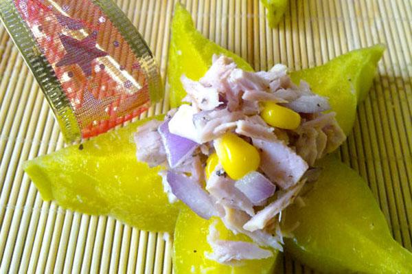 Salad cá ngừ ngon bổ dưỡng cho cả nhà