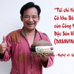 Cá kho làng Vũ Đại trên chương trình chào buổi sáng VTV1 đầu tiên năm 2016